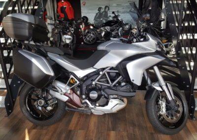 2013 Ducati Multistrada 1200S Touring