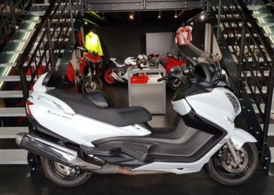 2016 Suzuki Burgman 650