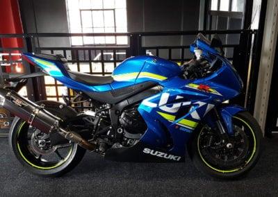 2017 Suzuki GSXR1000