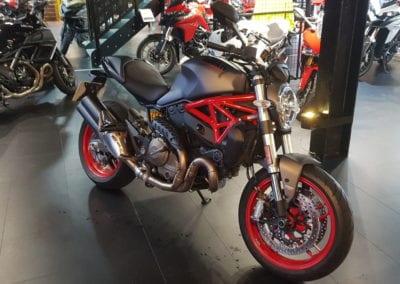 2017 Ducati Monster 821