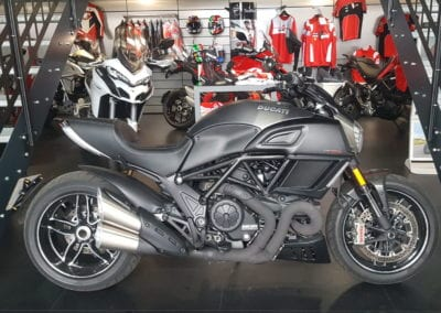 2018 Ducati Diavel Carbon