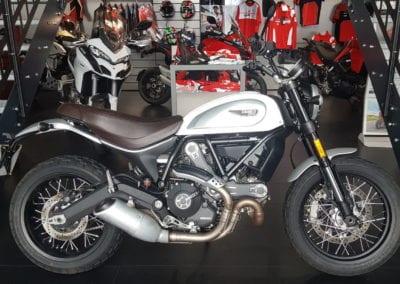 2018 Ducati Scrambler Classic