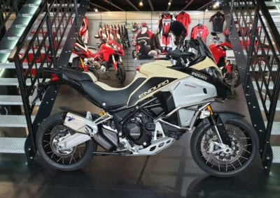 2018 Ducati Multistrada Enduro Pro