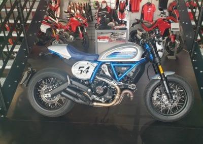 2018 Ducati Scrambler Café Racer